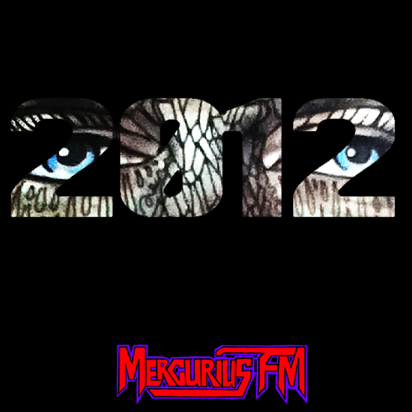 Mercurius FM 2012 Cover Art