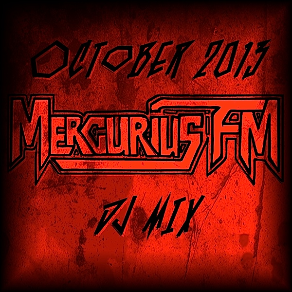 Mercurius FM October 2013 DJ Mix