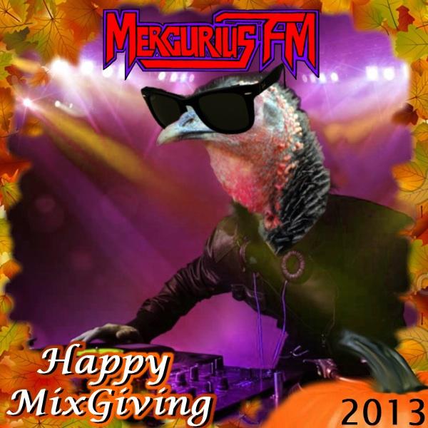 Mercurius FM MixGiving 2013