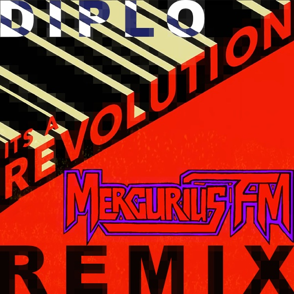diplo revolution mercurius fm art