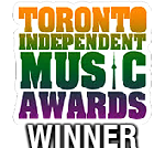 Toronto Independent Music Awards Winner
