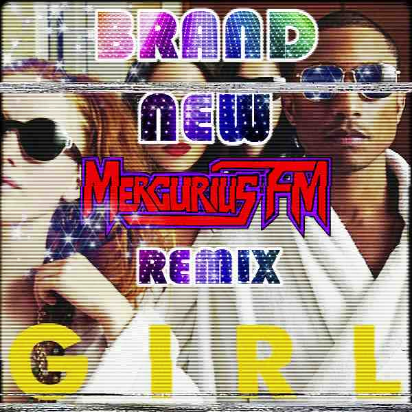 Pharrell Williams - Brand New Mercurius FM Remix