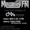 SHOW: Playing CMW 2015 in Toronto, Canada (Call for help!)