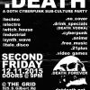 NEW SHOW: .DEATH: A Goth Cyberpunk Subculture Party (Dec 11)