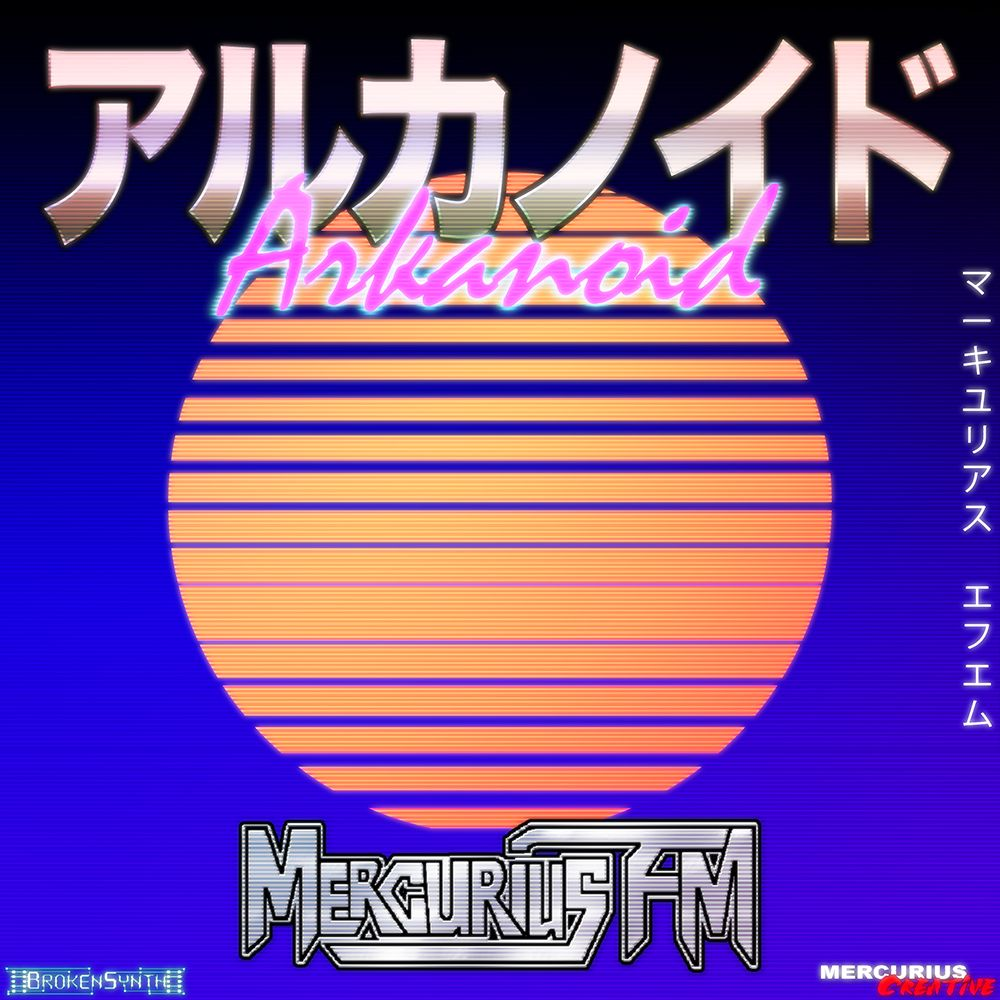 Mercurius FM - Arkanoid Art