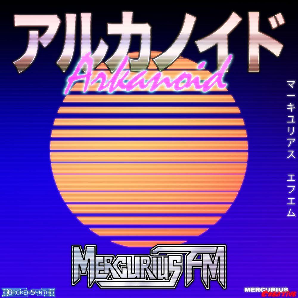 Mercurius FM - Arkanoid Art