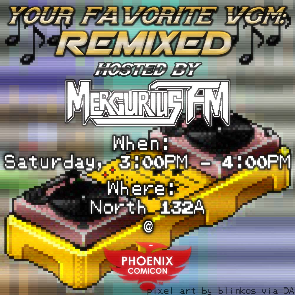 vgm remixed ad