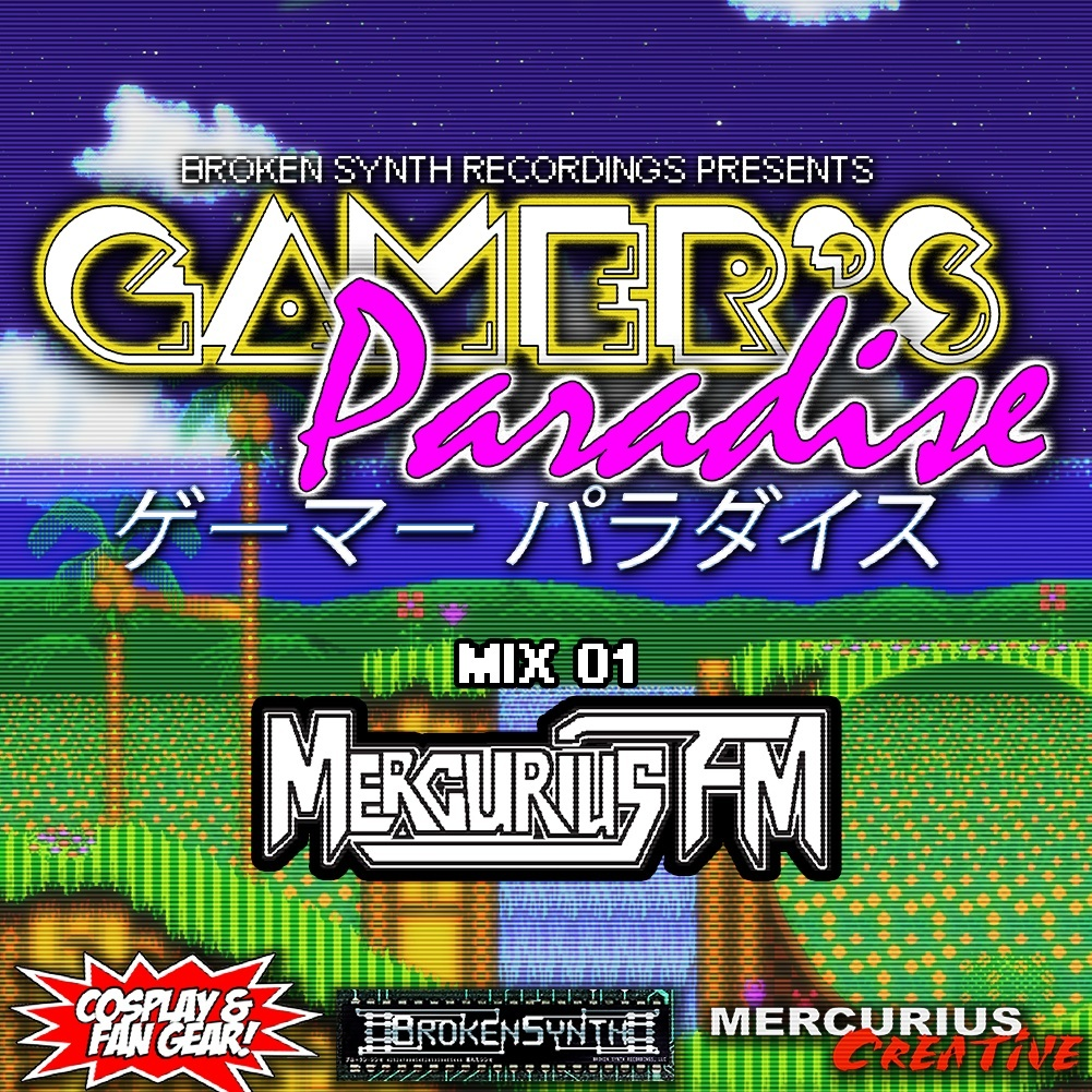 Gamer's Paradise Party Mix 01 by Mercurius FM