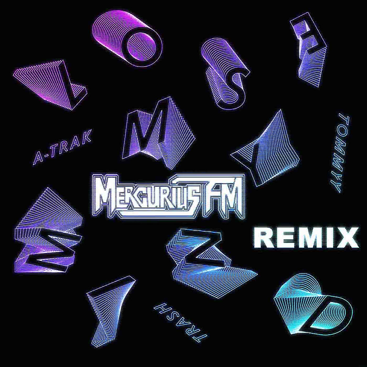 Out Now: A-Trak & Tommy Trash – Lose My Mind (Mercurius FM Remix)