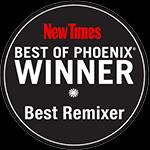 New Times Best of Phoenix Winner